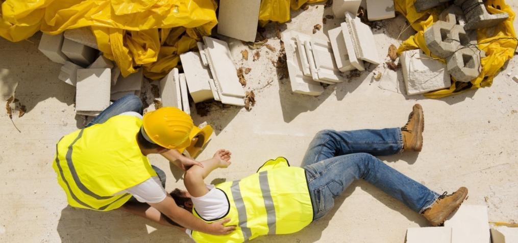 Несчастный случай на производстве виноват работник