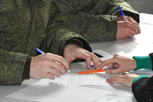Как писать рапорт контрактнику на увольнение