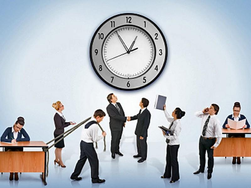 Приказ об изменении режима рабочего времени