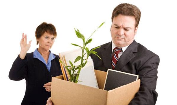 при банкротстве как уволиться