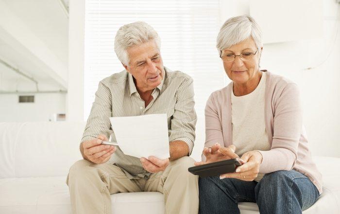 Вид формулы для расчета пенсии